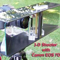 3D Stereoscope Camera