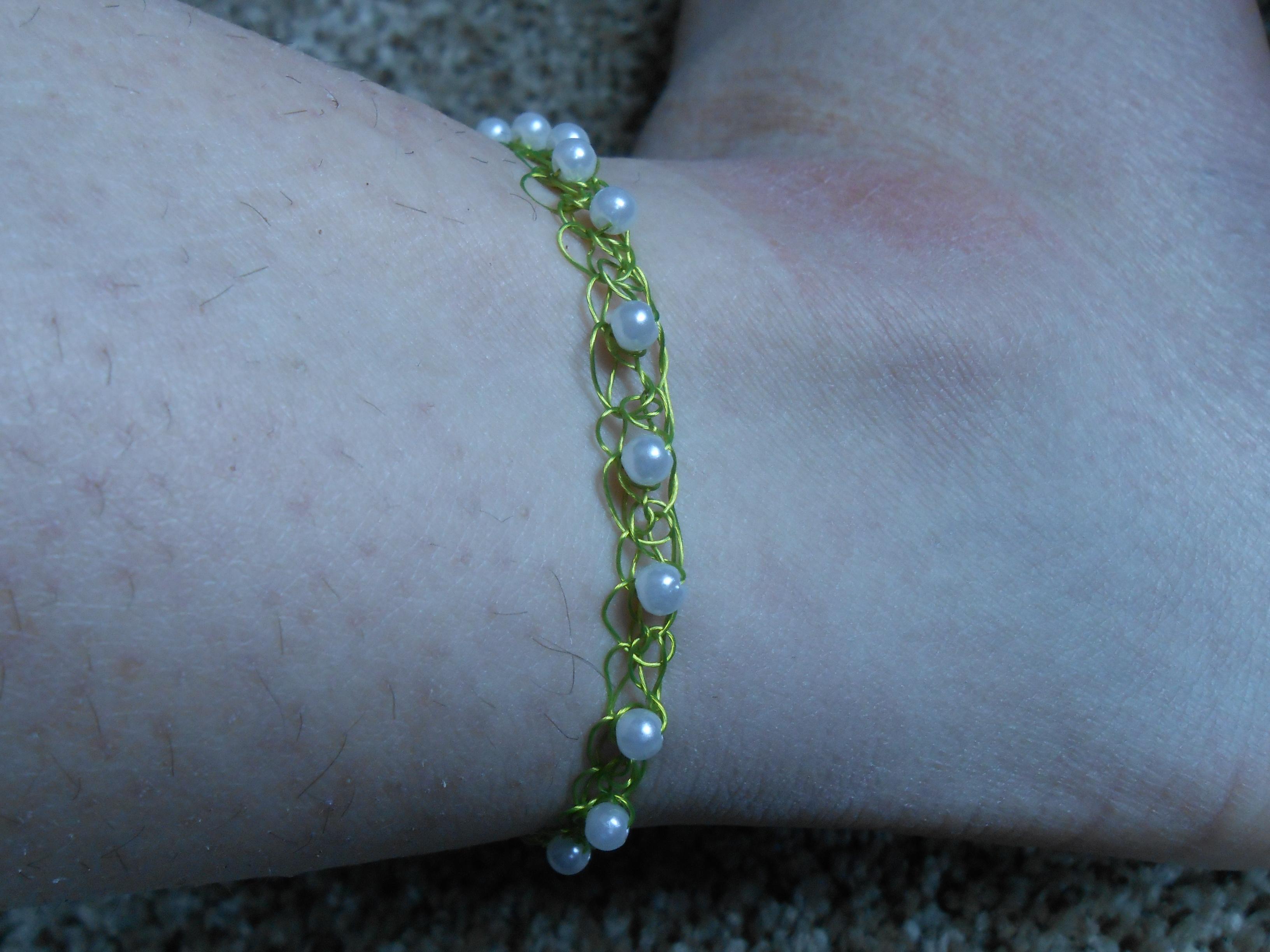 Beaded Anklet