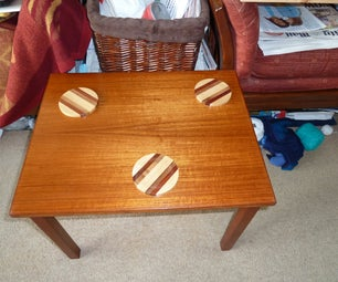 How to Restore Wooden Tables/Furniture