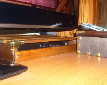 Cover Cable Box and Add Remotes