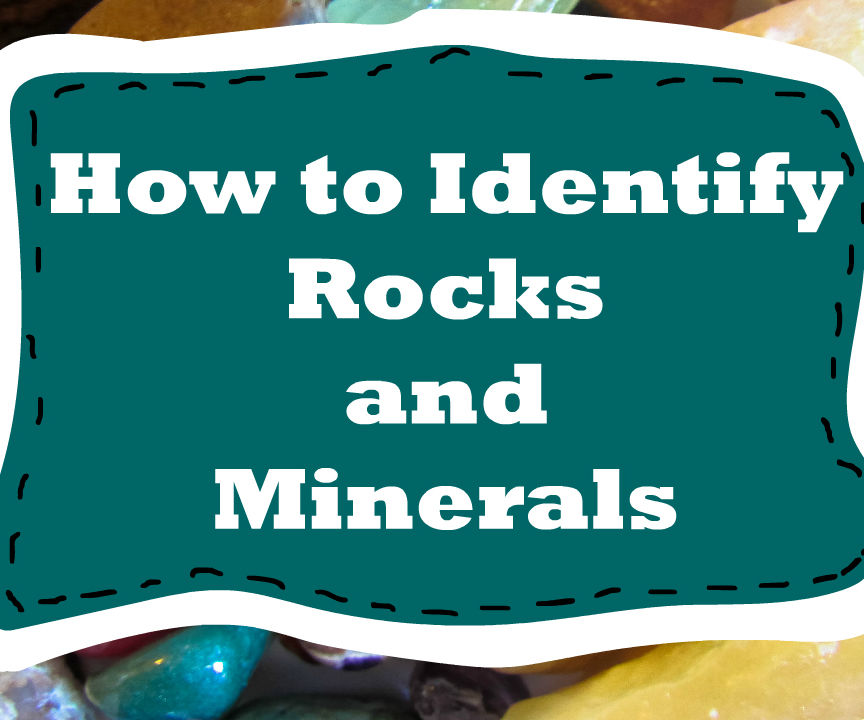 How to EASILY Identify Rocks and Minerals