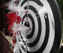 Mini Feather Darts