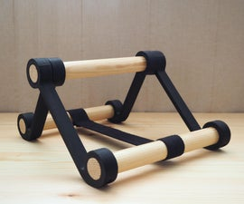 Note - a Laptop Stand