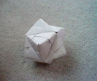 How to Make an Origami Stellated Octahedron