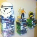 Floating Game/DVD Shelf