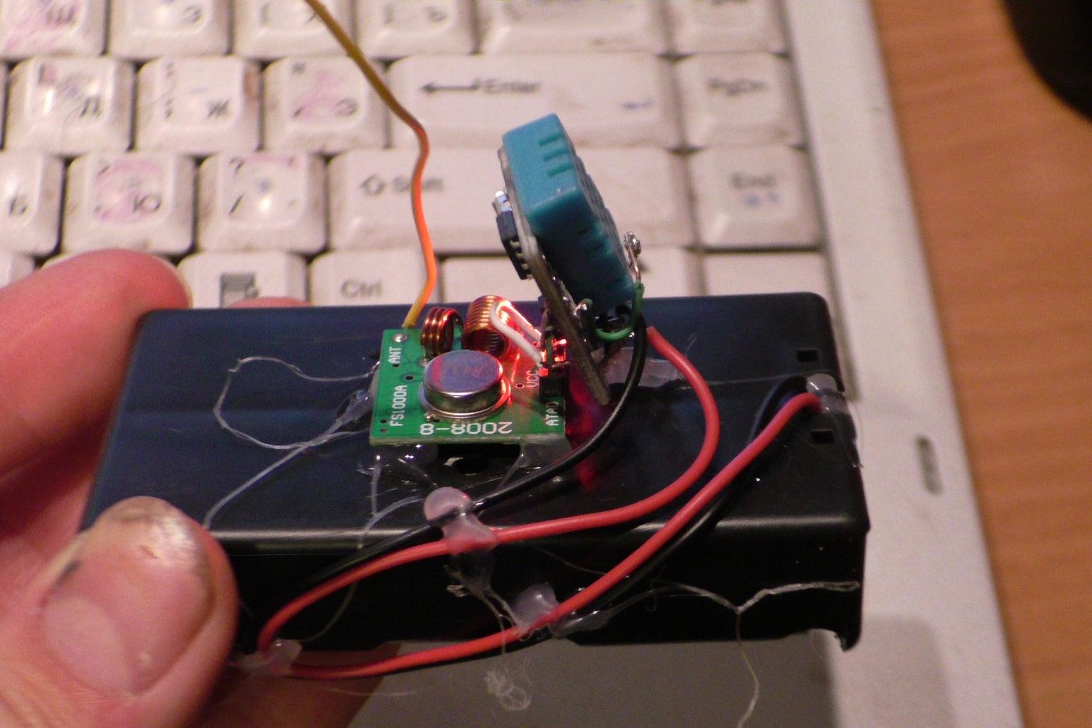 Wireless Termometer