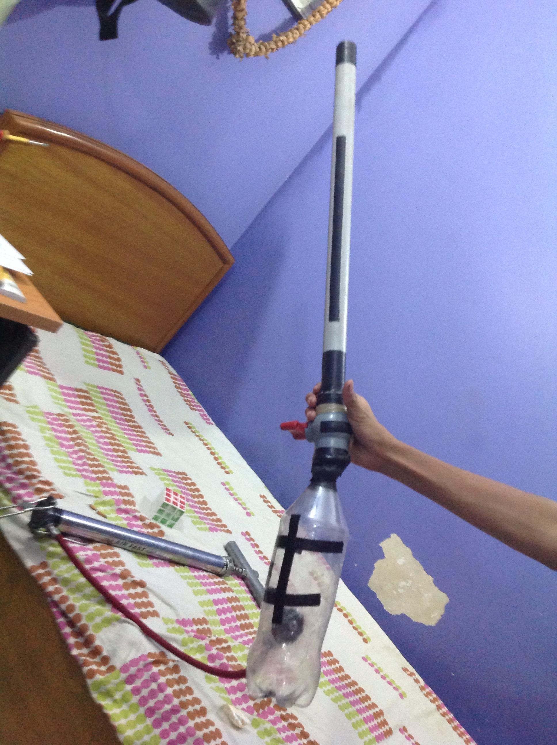 Air Preasure Gun