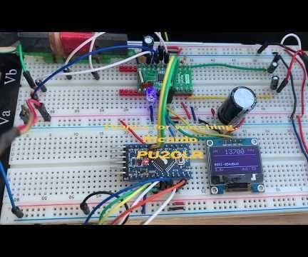 PU2CLR AKC695X Arduino Library