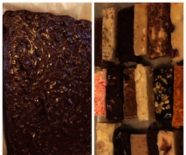 Dark Chocolate Cherry Almond Fudge (and 35+ Flavors!)