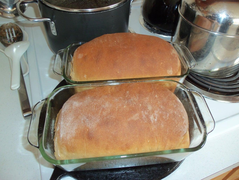 Homemade Bread!
