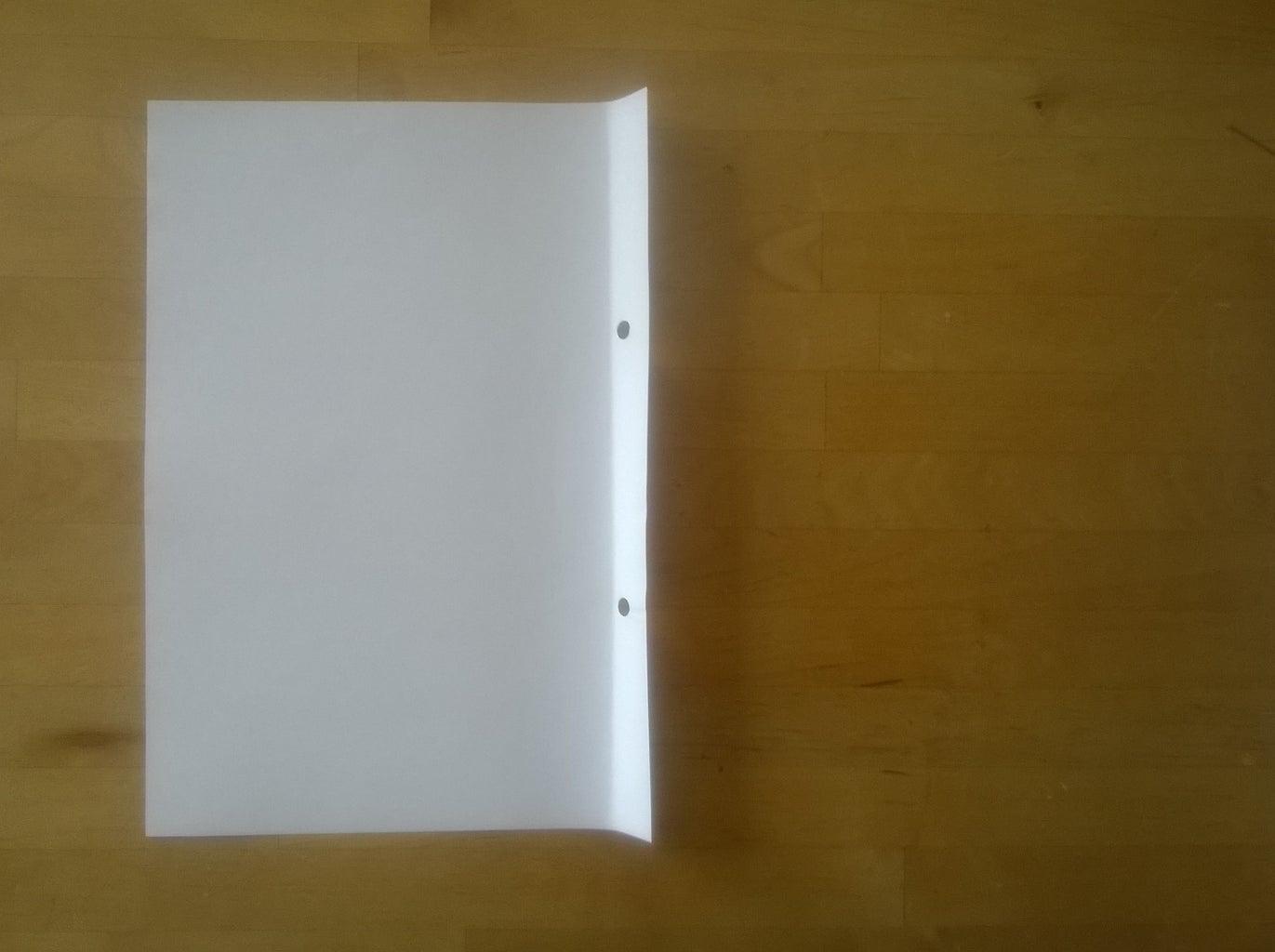 Preparing the Sheets