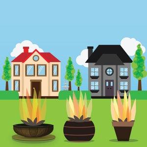 Choose a Fire Pit