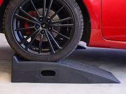 Lift the Front of Your Car.