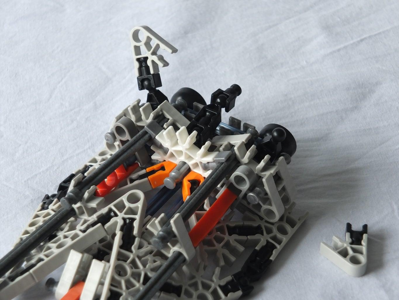 Build the Snowspeeder