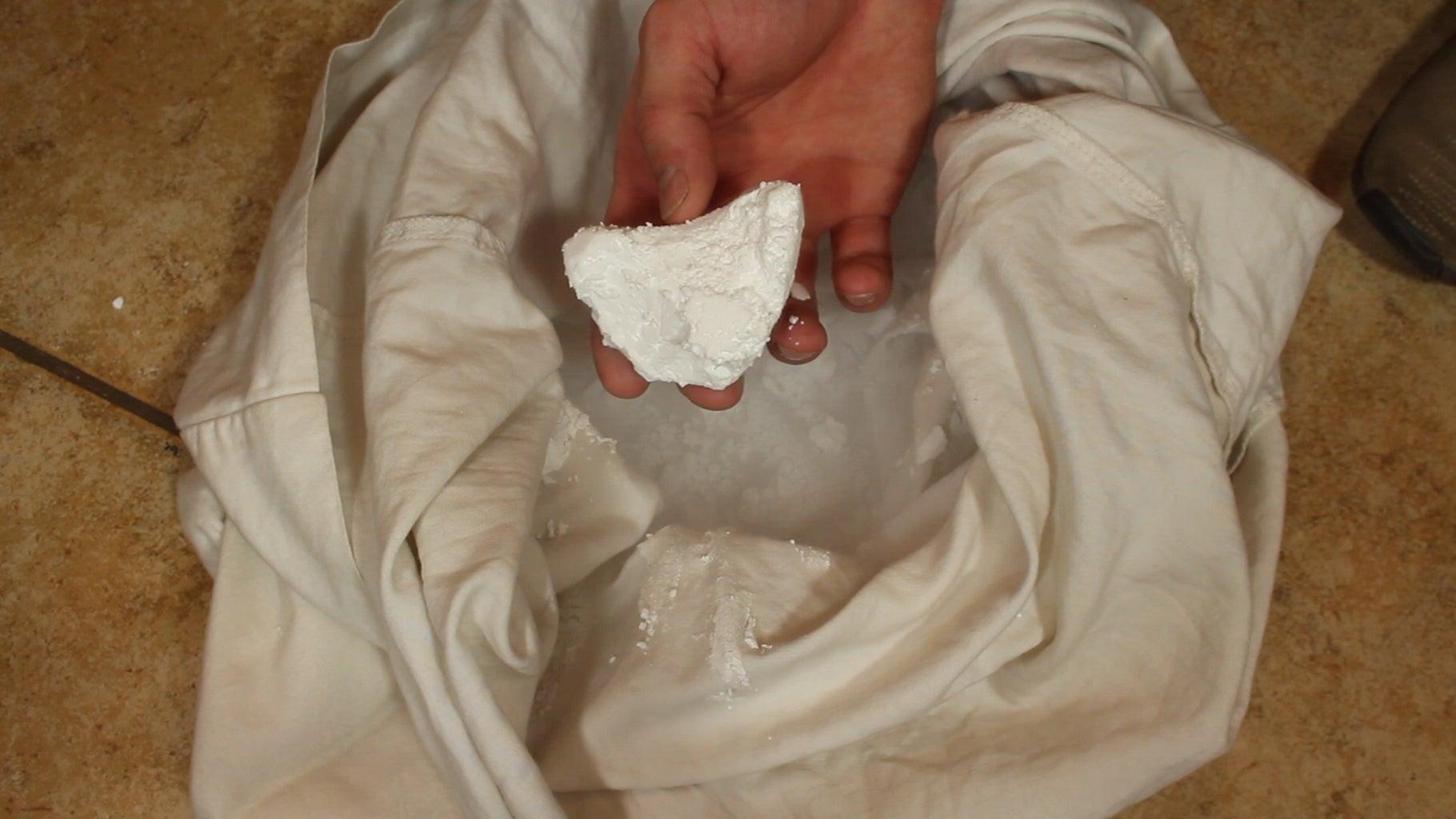 Making Dry-Ice