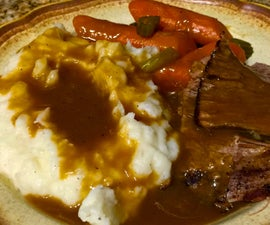 Perfect Roast Beef in a Pressure Cooker