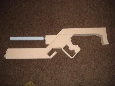 The Main Gun Form