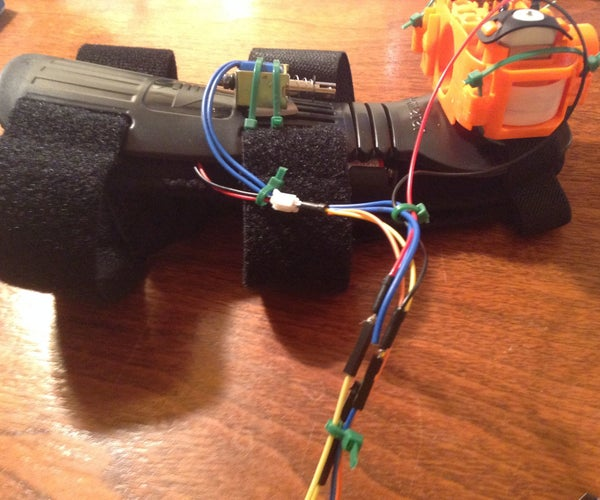 How to Build a Nerf Gauntlet