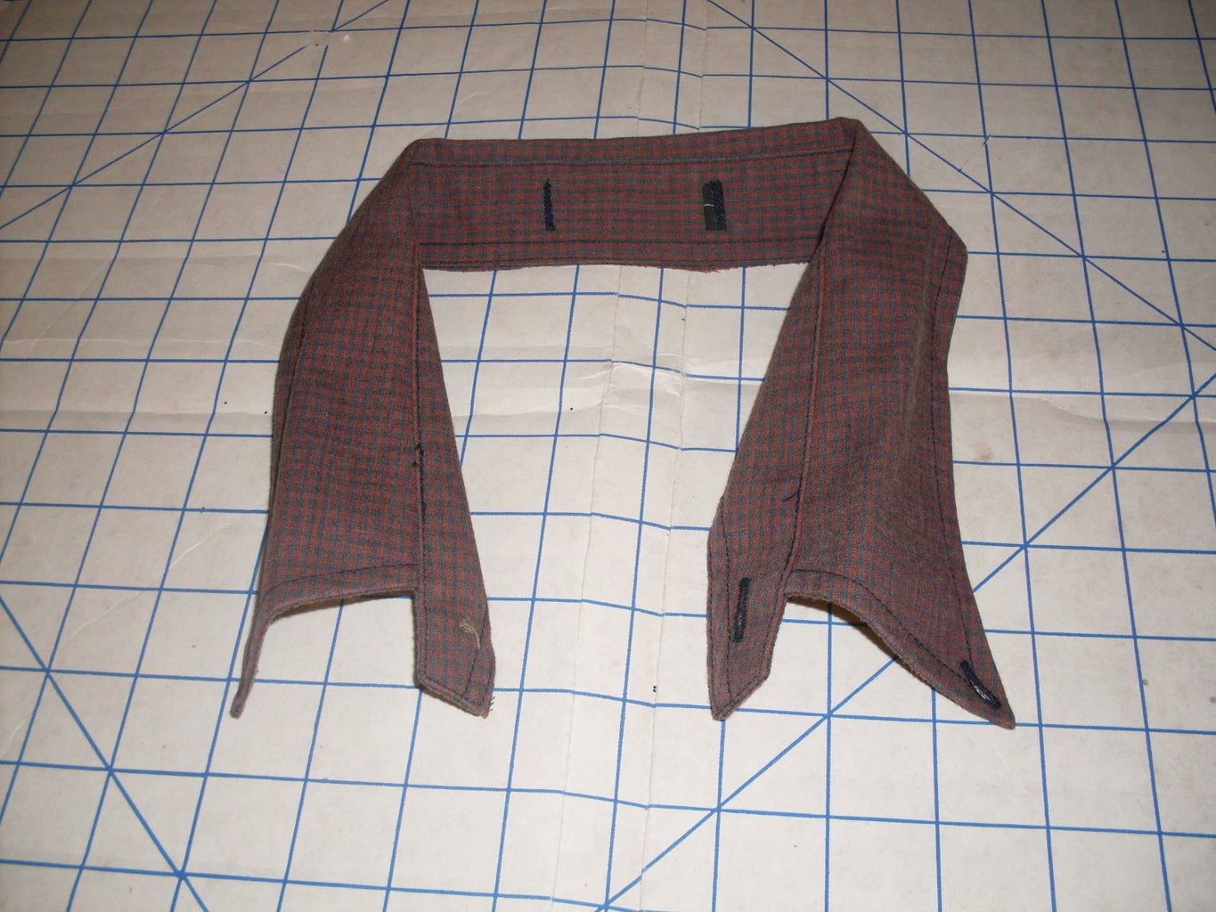 Neck and Side Ties