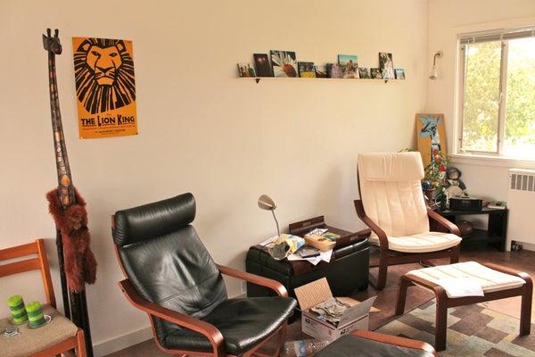 My Empty Living Room