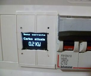 Domotic Energy Meter