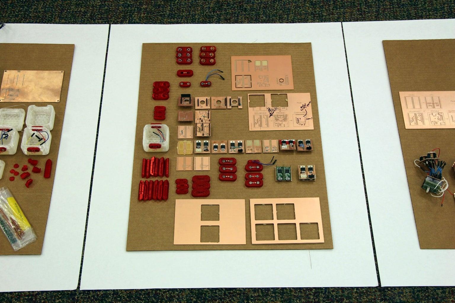 Plan Your Exploration. Create a Design Trajectory.