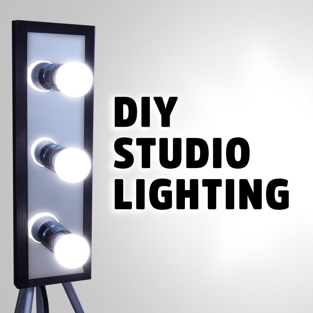DIY Studio Light Panel