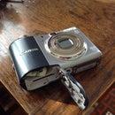 Camera Secret Compartment
