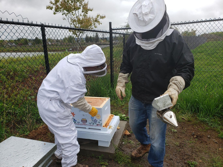 Happy Garden, Happy Hive, Happy Harvesting!