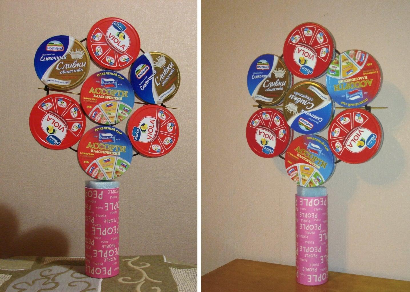 Enjoy Your Handicraft Flower