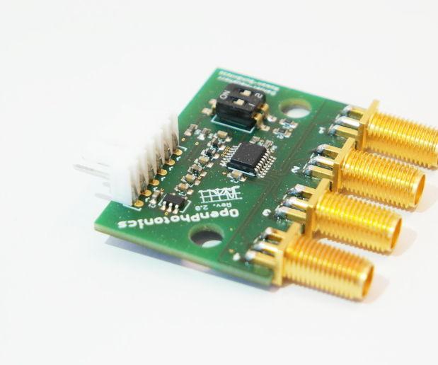 Myphotometrics - Sauron: Photodiodenverstärker zur Messung von Strahlungsintensität / Amplifier and measurement instrument for luminious flux
