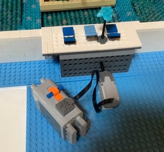 Lego Lazy River: Making Water Move