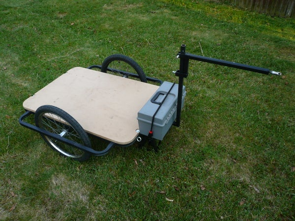 Bicycle Cargo Trailer