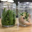Cooking With Microwave and Mason Jar