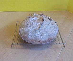 基本法国面包配方