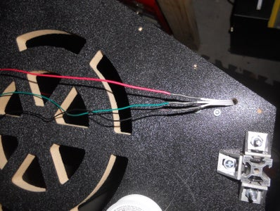 Route Wires From End Stop Sensors