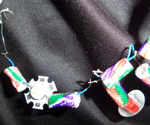 Safety Fancy Necklace
