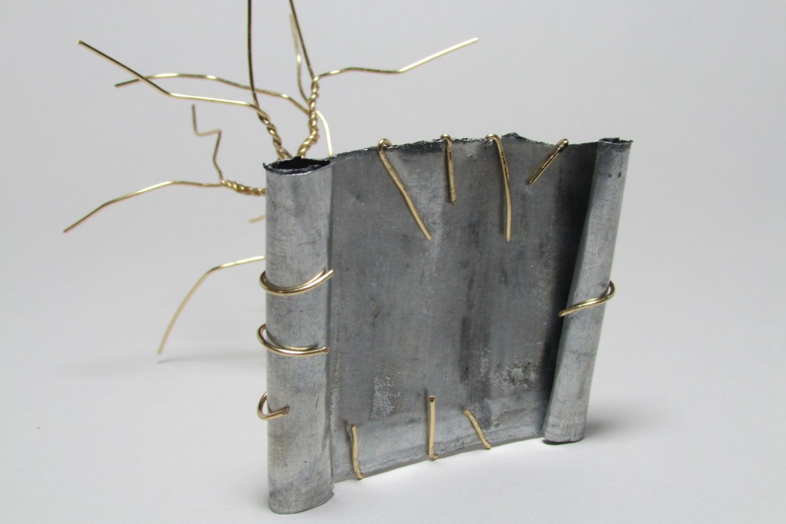 Brass Tree