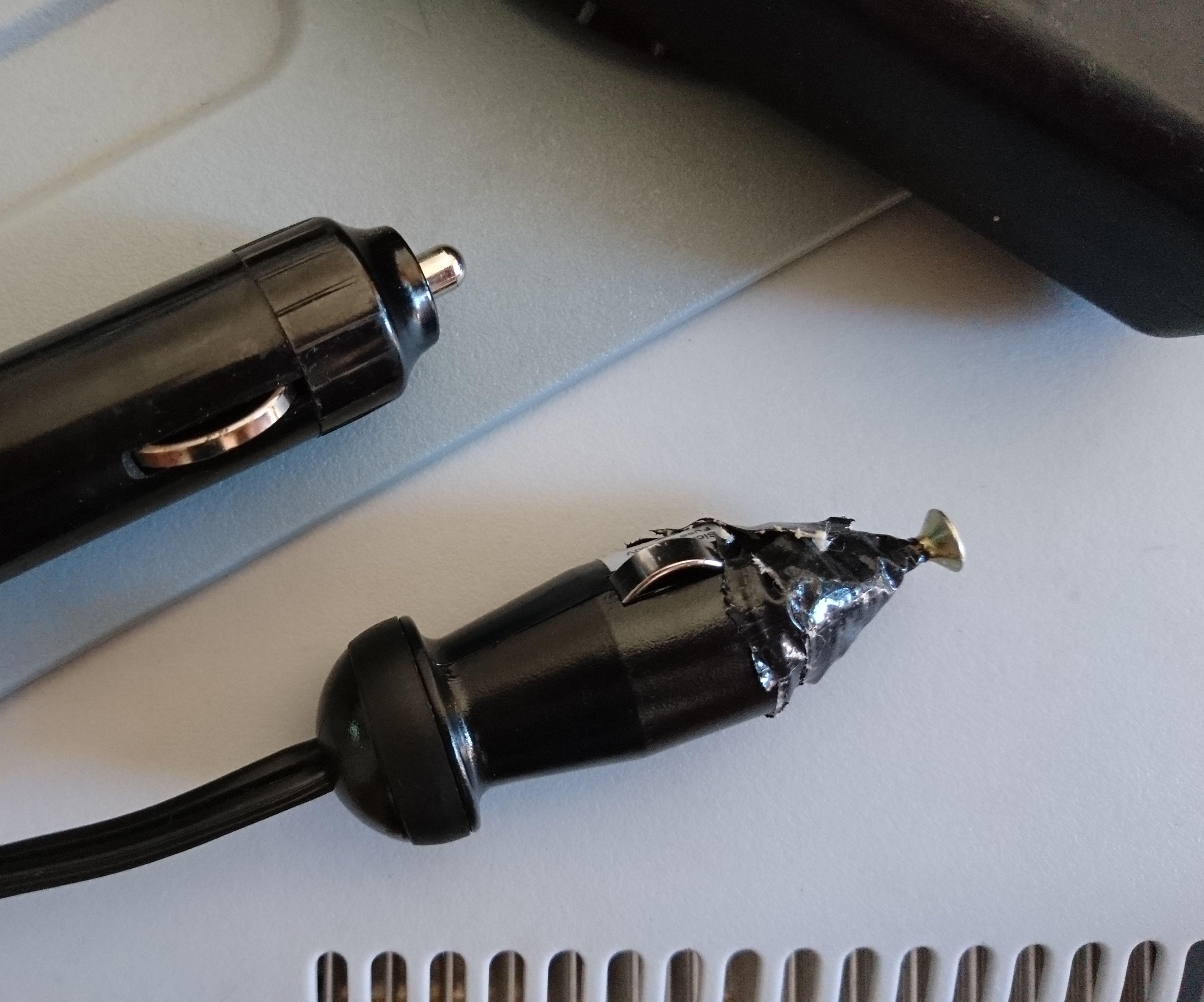 DIY Repair Your CAR 12V Socket Insert
