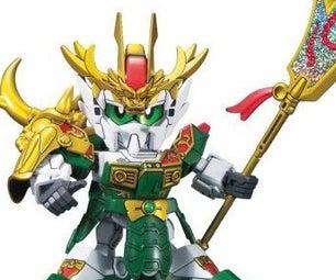 Gundam Bb Warrior Prototype Slideshow