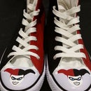 Harley Quinn/Joker DC Comics Shoes