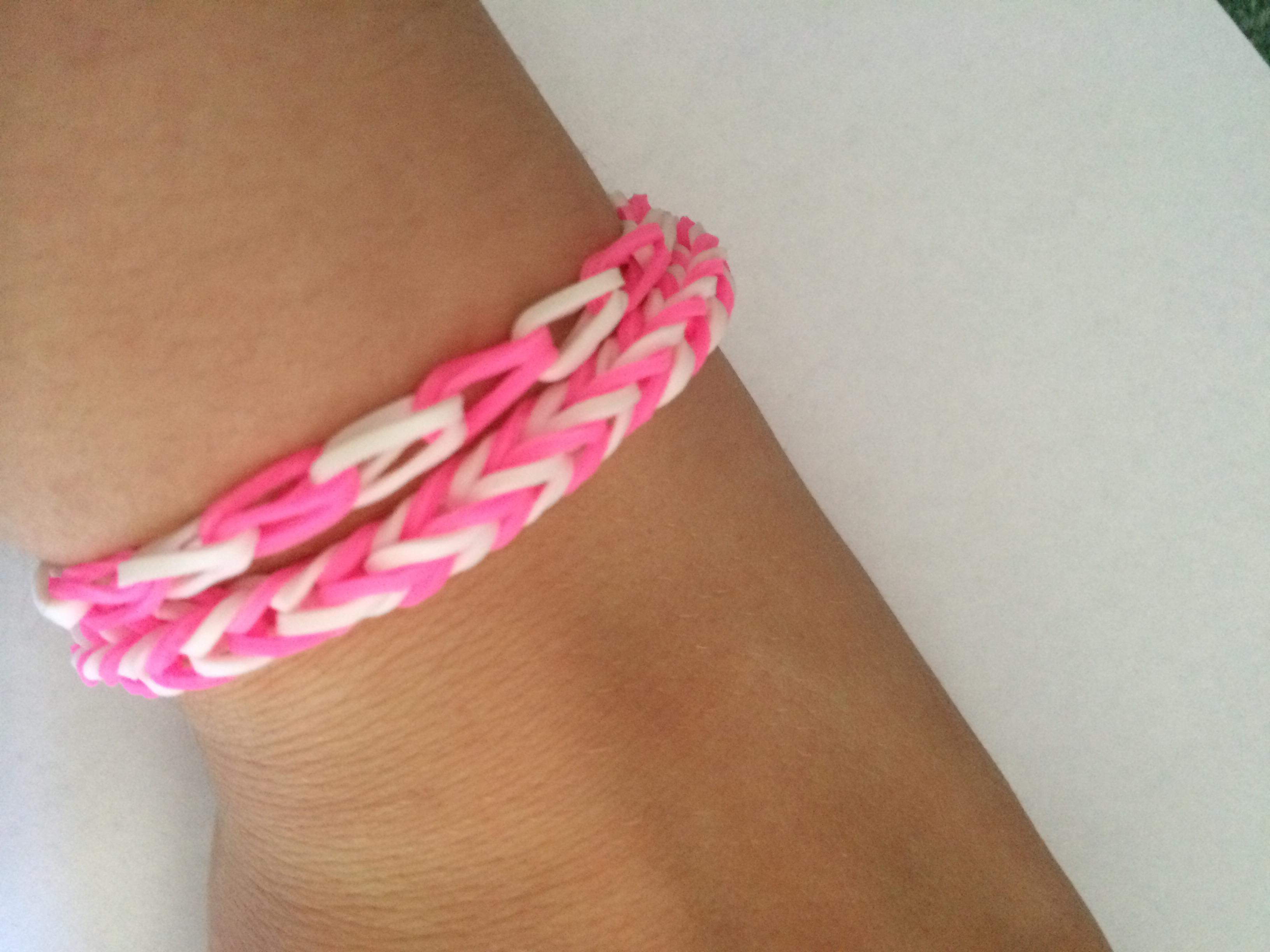 Simple Loom Bracelets