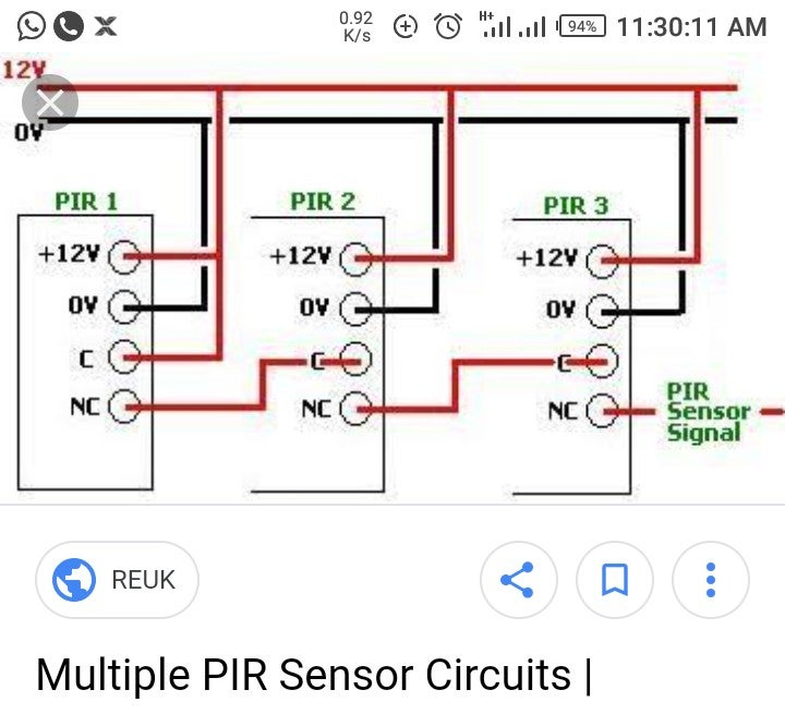 pir motion sensor tutorial  8 steps with pictures