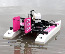 3D Printed RC Utility Boat