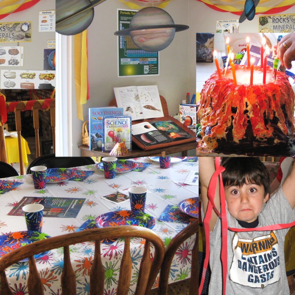How to Plan a Great Children's Theme Party