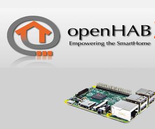 Installing OpenHAB2 on Raspberry Pi
