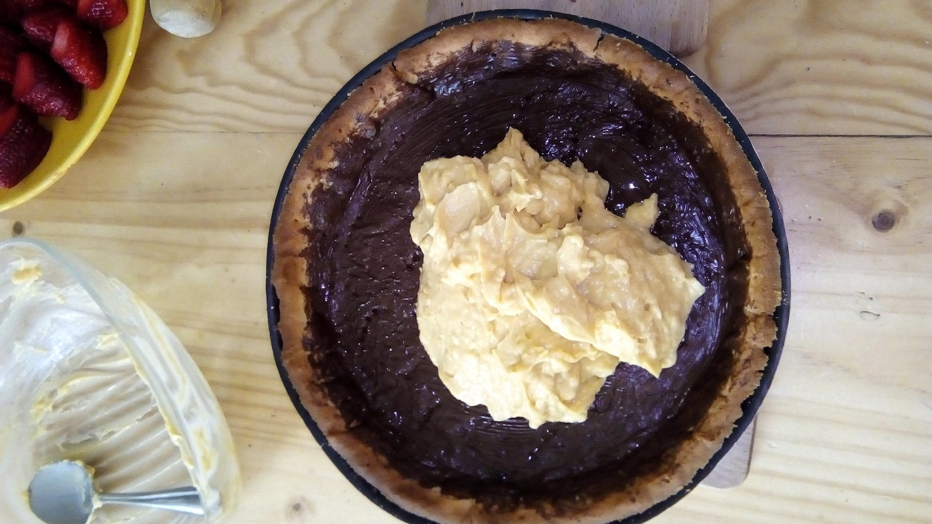 Step 5: Pie Assembly