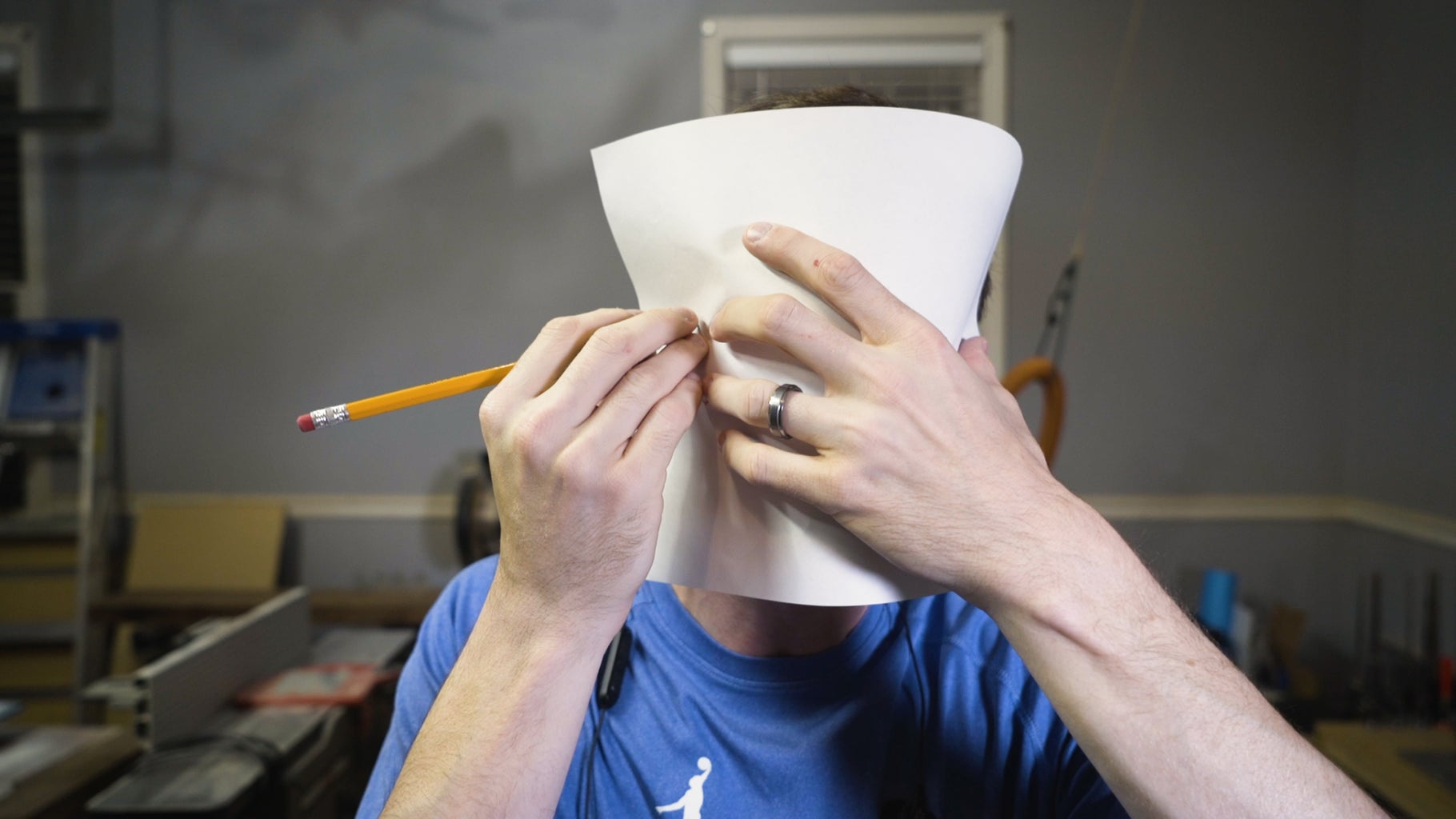 Create Your Mask Paper Pattern
