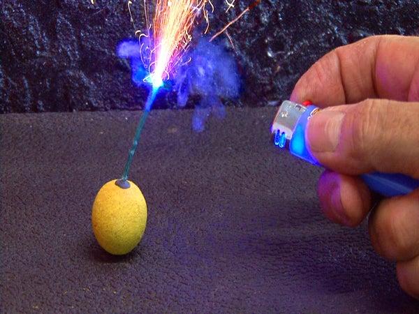 Cheapy Lighter Laser Burner