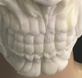 Sculpting the Head W/ Fondant